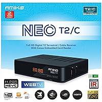 Amiko NEO T2/C Terrestre (CPU Sunplus 667MHz) IPTV