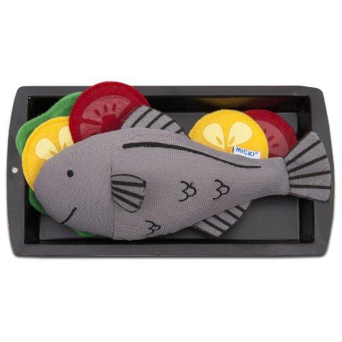 Micki 46.1029.00 - Fischplatte Fischplatte
