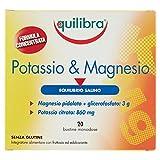 Equilibra - Potassio & Magnesio, 20 Bustine