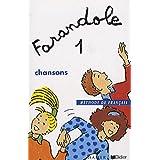 Farandole 1 : Méthode de français, chansons, pour la classe (cassette audio)