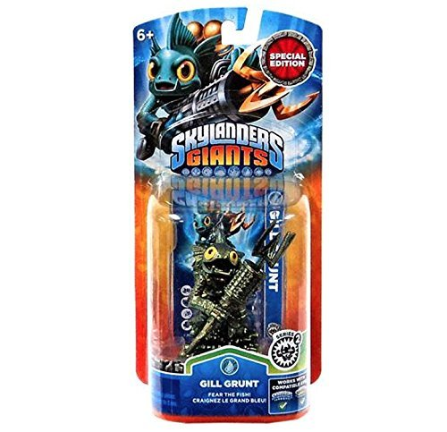 skylanders-giants-special-edition-metallic-green-gill-grunt-by-activision-by-activision