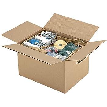 Propac z-boy403018 caja cartón un onda Avana, 40 x 30 x 18 cm, 20 ...