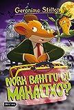 Nork bahitu du makaltxo?: Geronimo Stilton Euskera 21 (Libros en euskera)