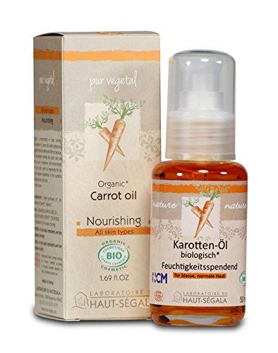 Bio-karotten-Öl (NCM pflanzliche Öle Karottenöl, 1er Pack (1 x 50 ml))