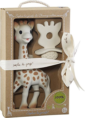 Vulli - So'Pure - Sophie la Girafe + Chewing Rubber