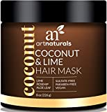 Maschera per capelli ArtNaturals Coconut Lime - 226 gm