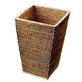 Decor Walther Papierkorb Rattan Basket KK