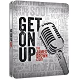Get on up - The James Brown Story - Limited Steelbook