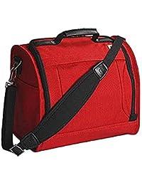 Beauty Case Victorinox rojo-cosmético viaje 28 cm x 33 cm