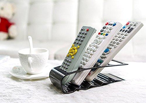 Ruon Deals™ 4 Layers Remote Control Storage Rack Remote Control Holder (Random Color)