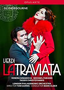 La Traviata/Glyndebourne 2014