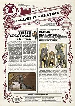 Le Château des Animaux (Tome 2)  - La Gazette du Château