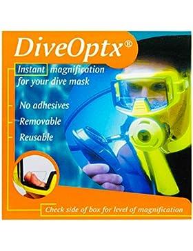 Leselinsen Lesehilfe für Tauchmasken - Taucherbrille - Sonnenbrillen / Leselinsen Hydrotac DiveOptx LHD