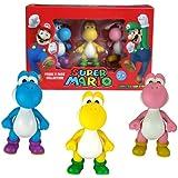 Nintendo Super Mario Yoshi Mini Figure Pack