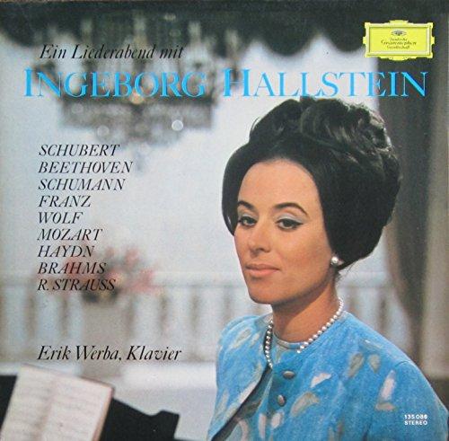 Ein Liederabend mit Ingeborg Hallstein
