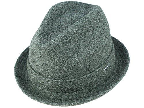 Kangol Wool Player Hut aus Wolle - dark flannel XL/60-61 (Kangol Wool Player)
