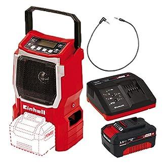 Einhell Expert TE-CR 18 Li – Radio (sin cargador o batería)