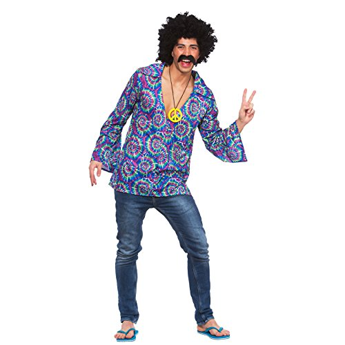 Adult Funky Hippie Shirt Costume