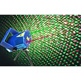 Mini Red & Green Moving Party Laser Stage Light laser DJ party light