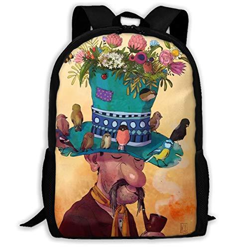 Mochila para portátil Bird Man Classic Backpack