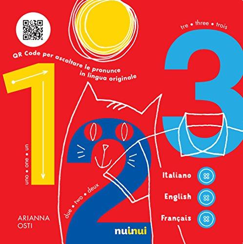123. Italiano English Français. Ediz. a colori