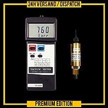 Pirani-Vacuómetro vacio presión industria automovillistica laboratorio hospital VA1-FBA