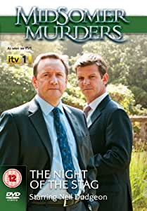 Midsomer Murders Series 14: The Night of The Stag [DVD]
