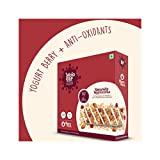 Mojo Bar Snack Bar, Yoghurt Berry and Anti Oxidants, 210g, (Pack of 6)