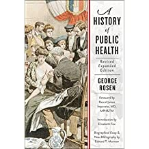 [(A History of Public Health)] [Author: George Rosen] published on (March, 2015)