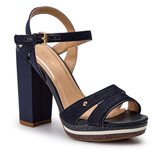 Sandalo WL91610AN Blu