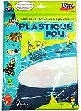 Diam's DI42262  Feuilles Poncées Plastique Fou Transparent 29,7 x 21,6 x 0,1 cm Lot de 7