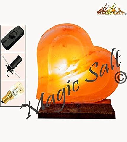 Magic salt Lampe en sel de l