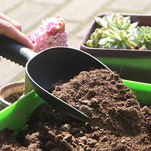 ETbotu Home Jardinage Plastique Pelle Pelle à Planter Ameublir Le Sol Raising Fleurs Planter des légumes