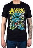 Official Asking Alexandria Killer Robot T-Shirt
