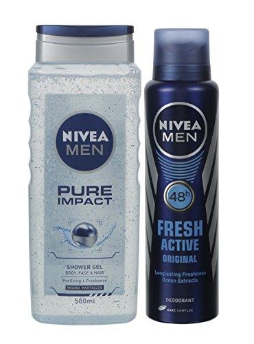 Nivea Fresh and Pure Combo