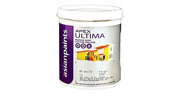 asian paint apex ultima 20l white ab 13 amazon in home improvement