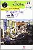 EVASION NIVEAU 2 DISPARITIONS EN HAITI + CD (Evasion Lectures FranÇais) - 9788496597518