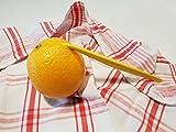 TUPPERWARE Schäler Orangenschäler Orange Schäler Zirtrusfrüchteschäler Apfelsine 8685
