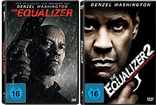 The Equalizer 1-2 [DVD Set] Teil 1+2 - Dvd-the Equalizer