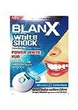BlanX White Shock Intensiv Kur mit BlanX 30ml mit LED whitening weißere Zähne