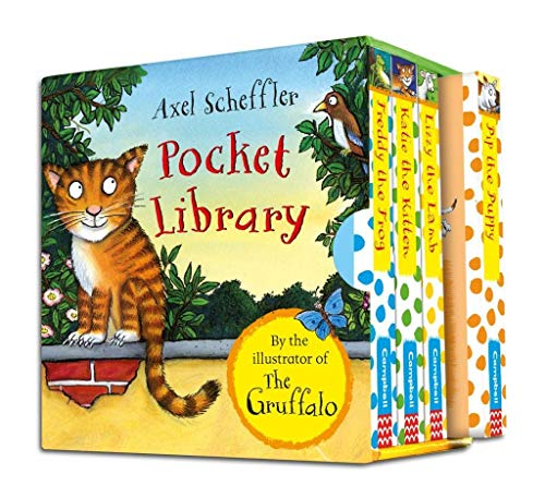 Axel Scheffler Pocket Library -