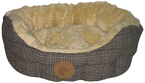 United Sportproducts Germany USG 20620006-375-060-050 Country Dog Hundekörbchen, 60 x 50 cm