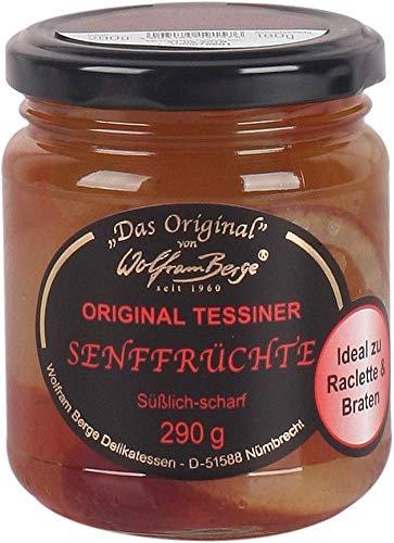 Original Tessiner Senffrüchte - süßlich-scharf 290 g