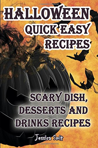 recipes: Scary dish, desserts and drinks recipes. ()
