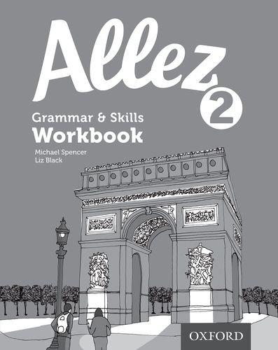 Allez: Grammar & Skills Workbook 2 (8 pack)