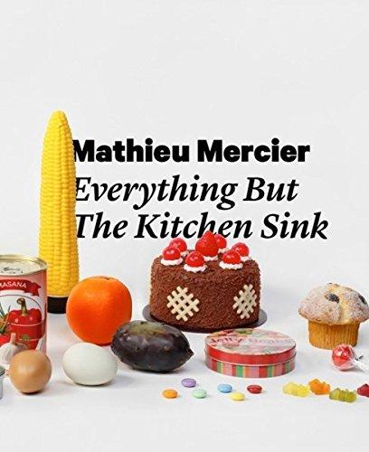 author] ☆ Mathieu Mercier : Everything but the kitchen sink [Art ...