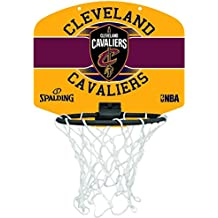 Spalding NBA Miniboard Cleveland Cavs 77-650Z Minicanasta, Multicolor, Talla Única