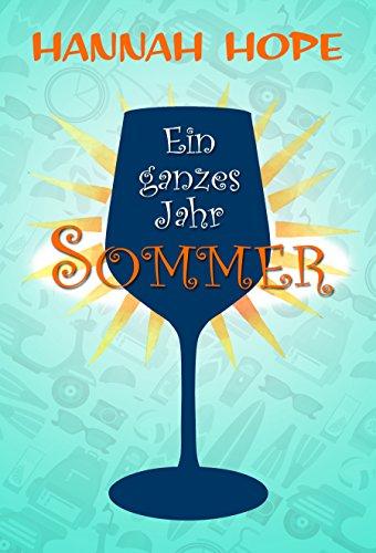 Buchseite und Rezensionen zu 'Ein ganzes Jahr Sommer' von Hannah Hope