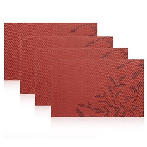 inwagui-tabellenplatzmatten-abendessen-waschbare-kunststoff-vinyl-platzsets-tischlaufer-45-30cm-4er-