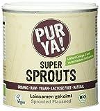 Purya Bio Super Sprouts - Leinsamen gekeimt, 1er Pack (1 x 200 g)